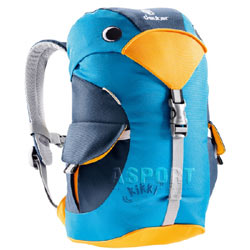 Plecaki szkolne dla dzieci marki Deuter