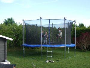 Wady i zalety trampoliny